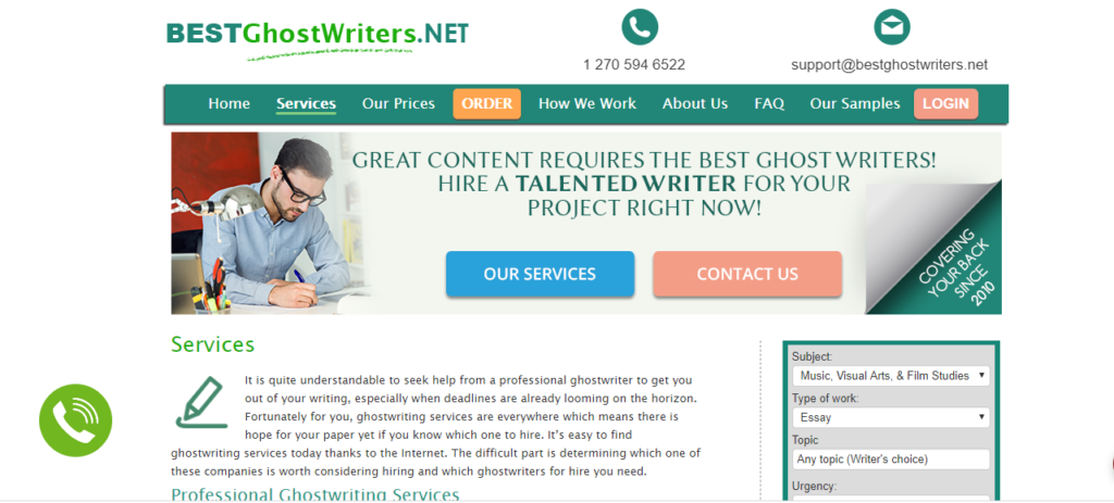Custom report ghostwriters services top dissertation writers sites online