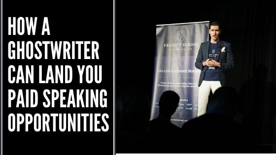presentation ghostwriter