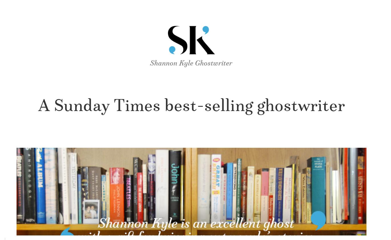 best content ghostwriting sites uk